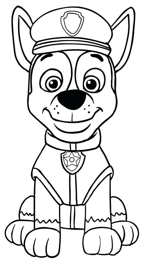 472x850 coloring pages of paw patrol paw patrol spy chase coloring pages