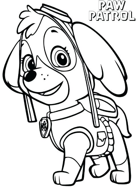 477x663 skye paw patrol coloring pages full size of paw patrol coloring