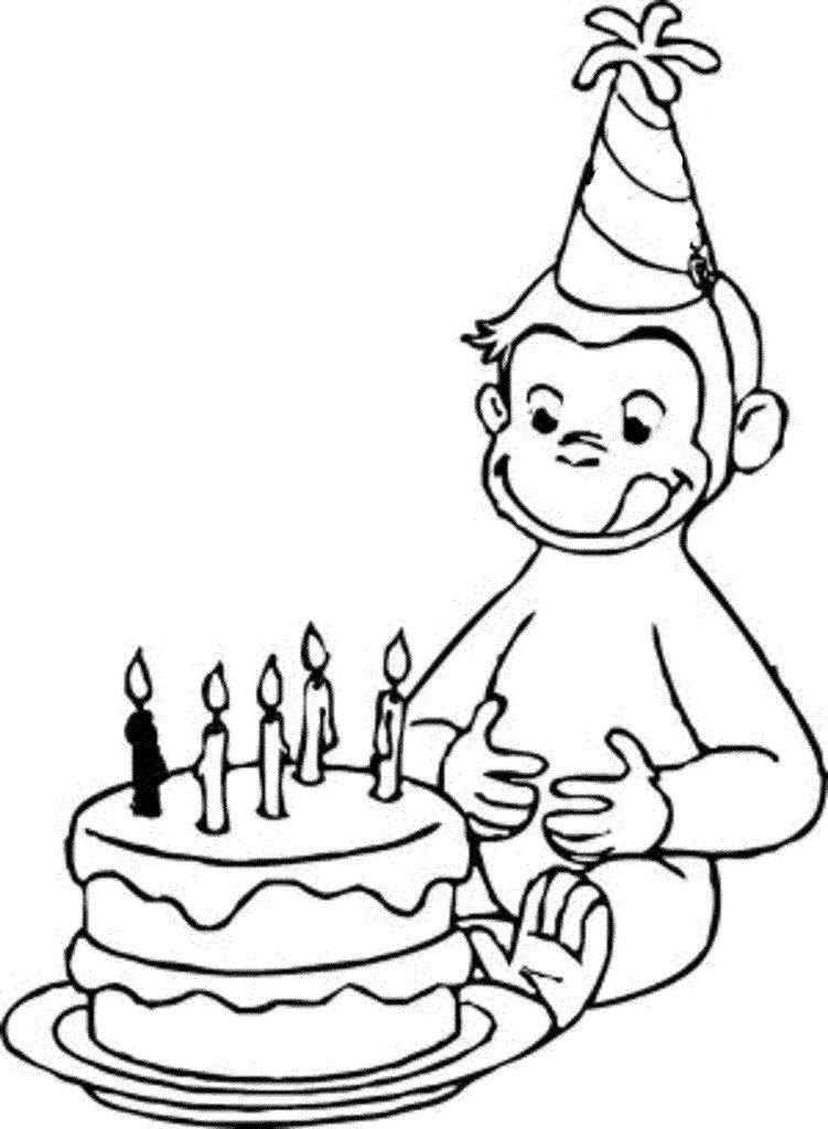 751x1024 curious george coloring pictures curious george printables pbs