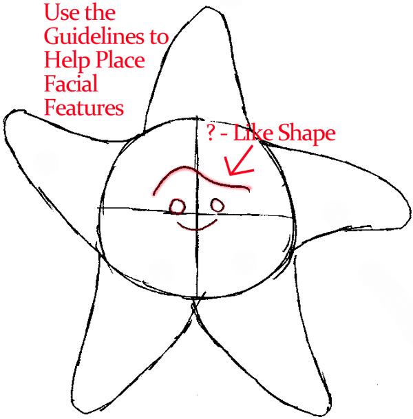 600x609 How To Draw Peach From Finding Nemo With Easy Step