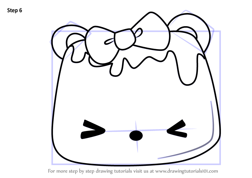 844x598 Learn How To Draw Icy Peach Go Go From Num Noms