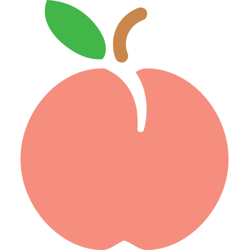 512x512 Peaches Drawing Peach Emoji Huge Freebie! Download