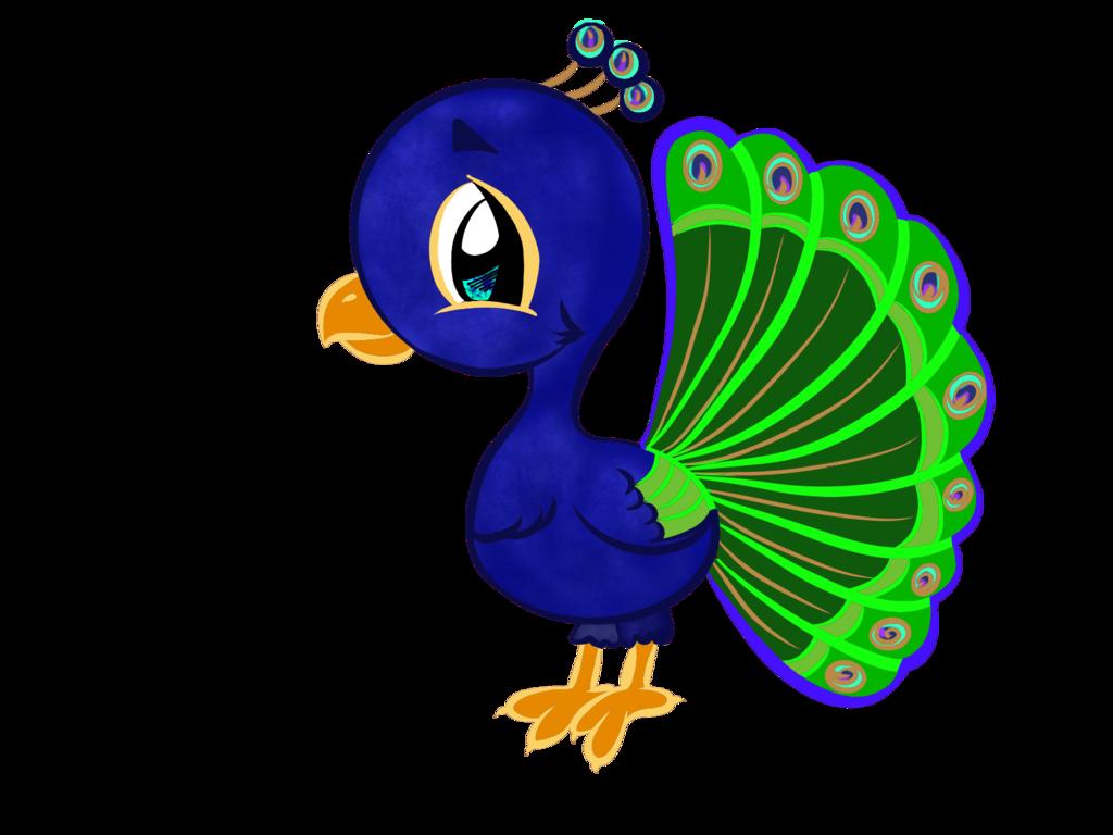 Peacock Drawing Drawing