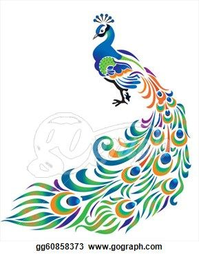 289x370 peacock an idea peacock drawing, feather drawing, peacock art