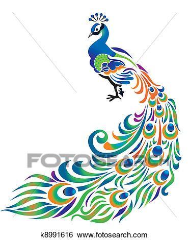 371x470 peacock clip art art peacock drawing, peacock sketch, peacock