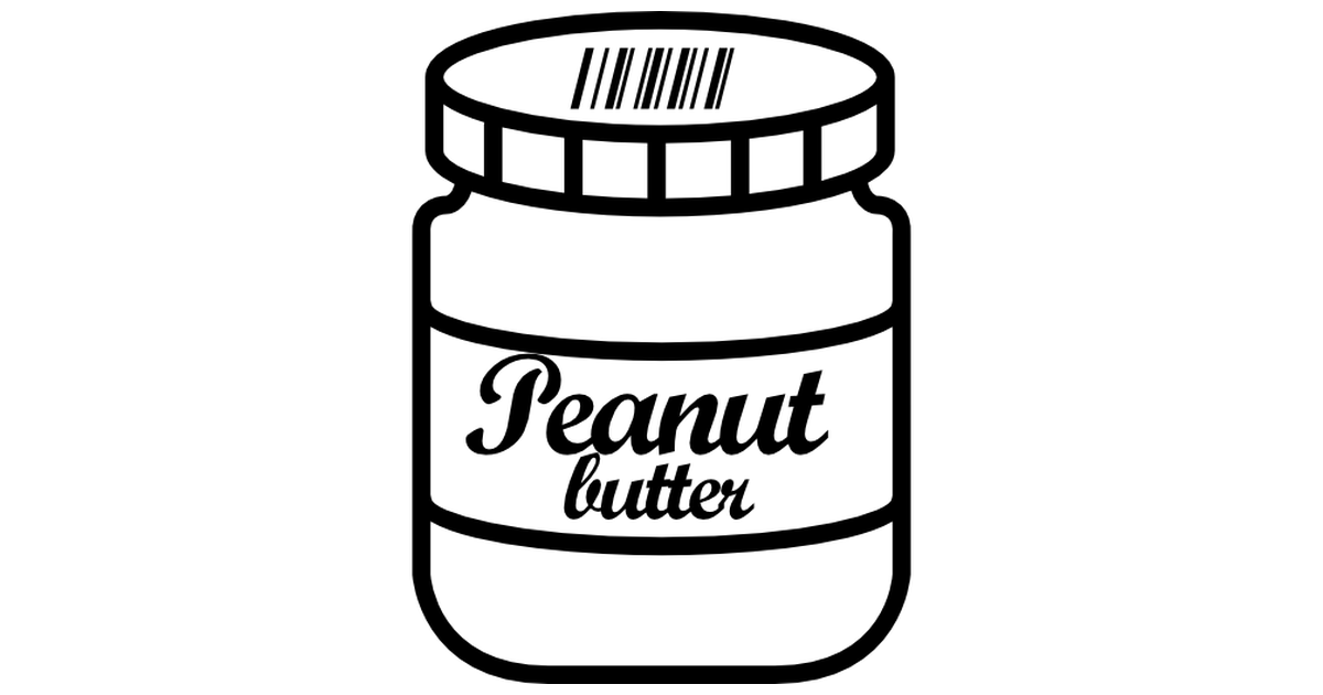 Peanut Butter Drawing