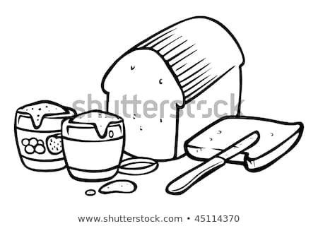 450x320 Peanut Butter And Jelly Clipart Best Of Cartoon Vector Outline