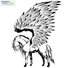 236x236 best pegasus tattoo images horses, pegasus tattoo, pegasus