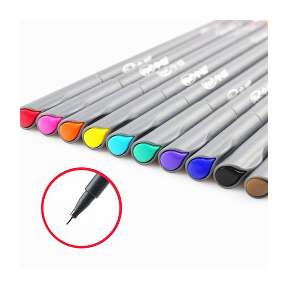 1000x1000 Pcslot Fine Line Drawing Pen For Manga