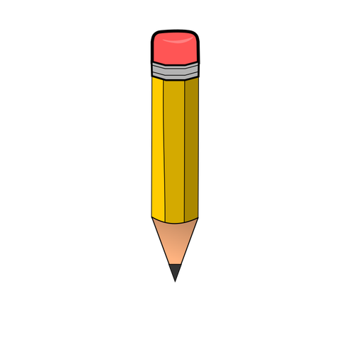 Pencil Drawing Clipart