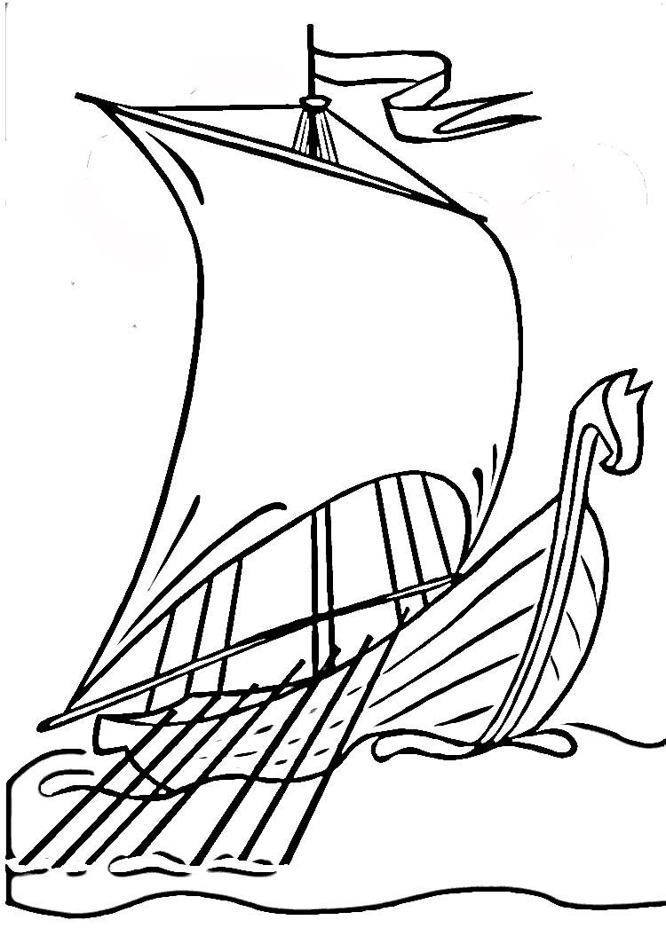 750x1046 viking ship drawing vikings in viking ship tattoo, ship