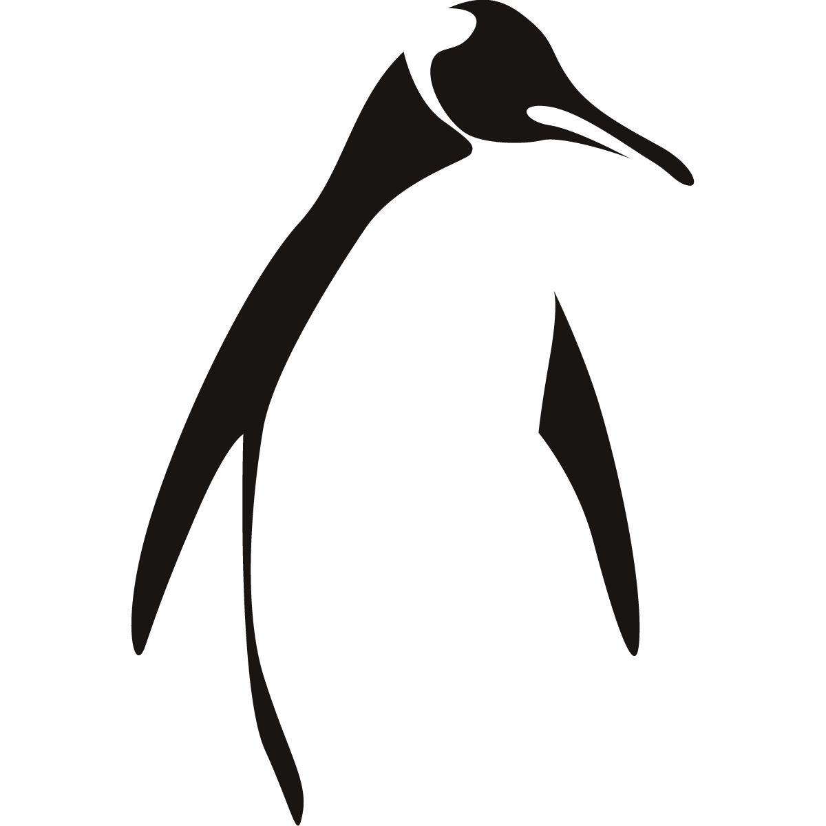 1200x1200 penguin yup penguin tattoo, penguin drawing, penguin outline