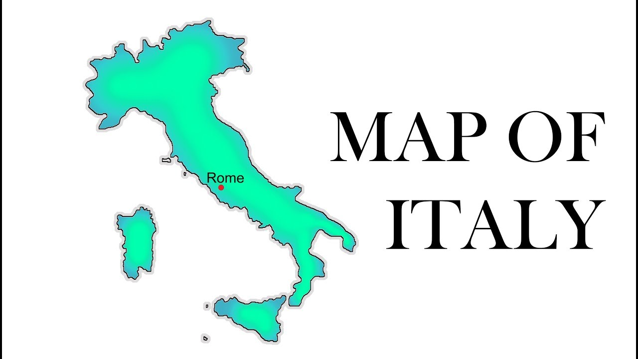 1280x720 how to draw map of italy draw italy map