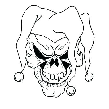 Pennywise The Clown Drawing   Free download on ClipArtMag