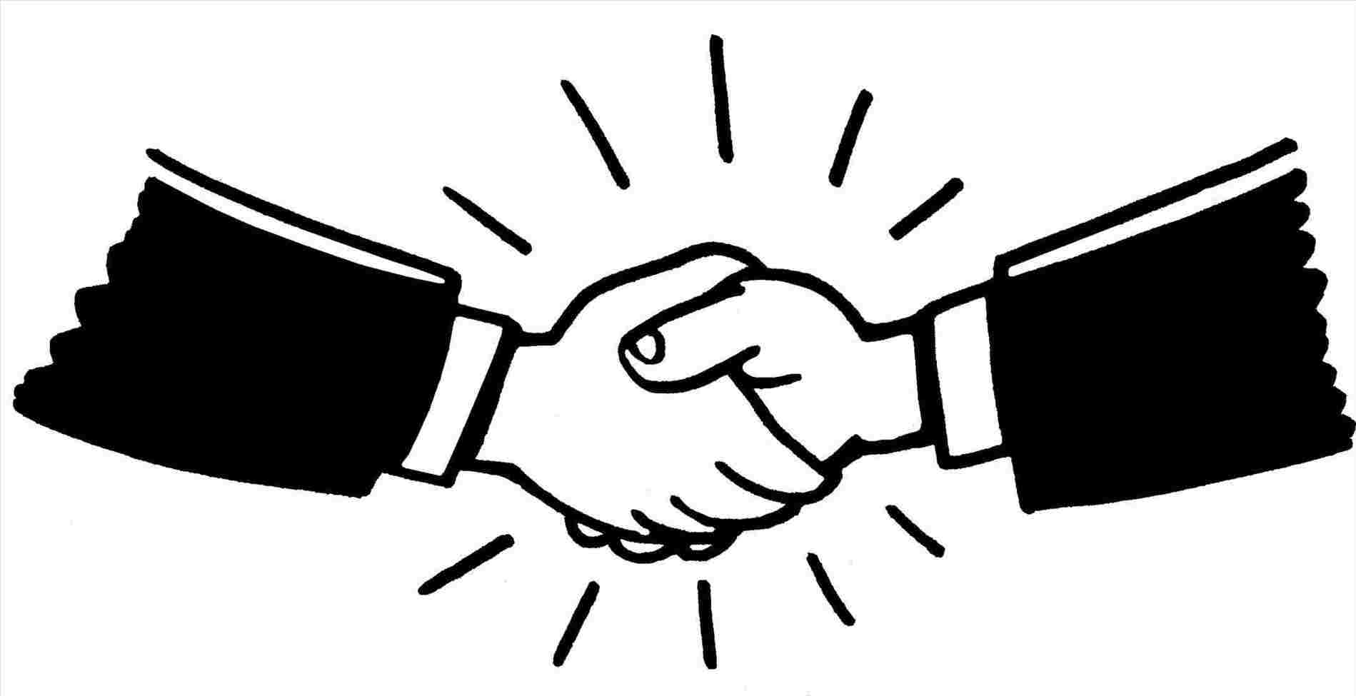 1899x975 Huge Collection Of 'hand Shaking Drawing' Download More Than