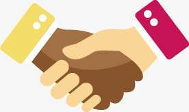 276x164 Shake Hands, Racial Equality, Black People, Caucasian Png Image