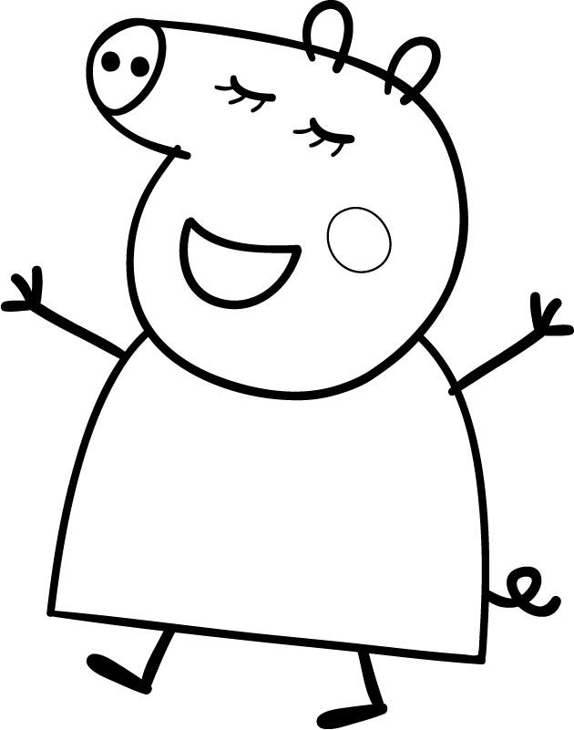 630x801 Peppa Pig