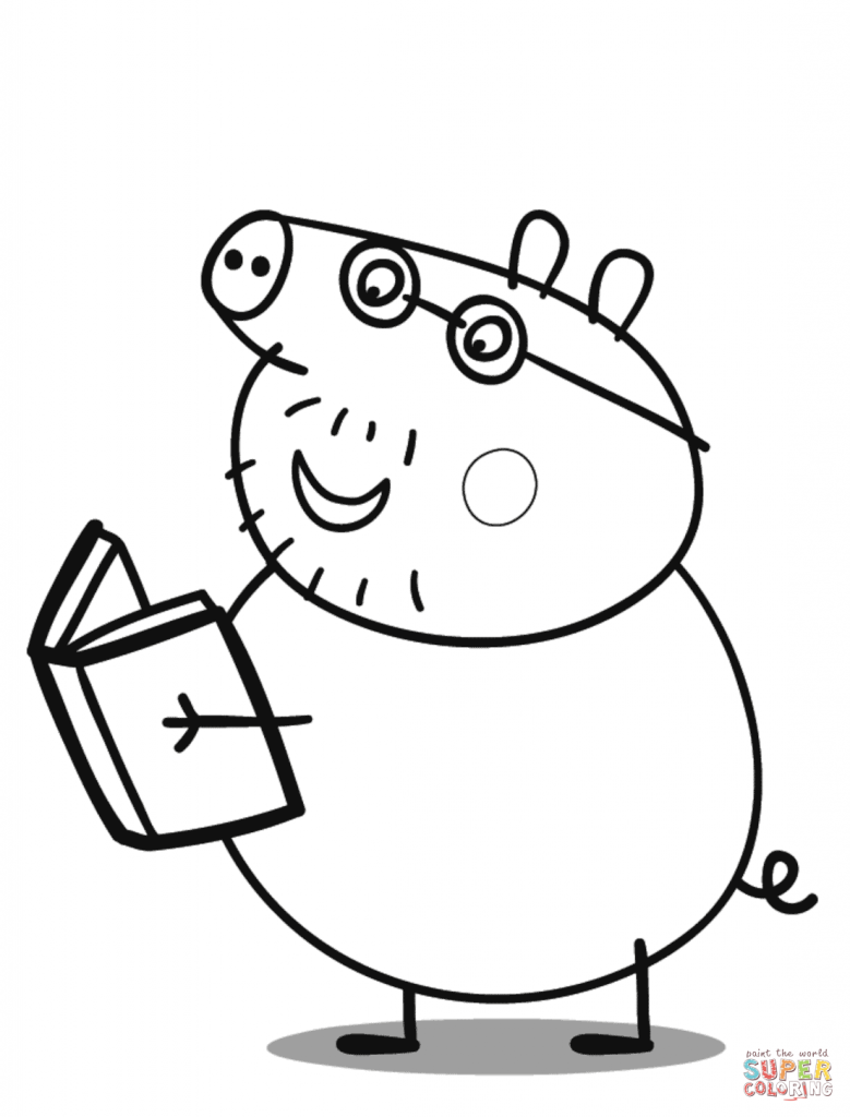 779x1024 Pig, Drawing, Child, Transparent Png Image Clipart Free Download