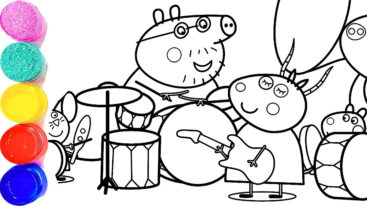 Collection Of Peppa Pig Clipart Free Download Best Peppa