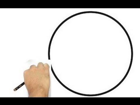 480x360 How To Draw A Perfect Circle Freehand