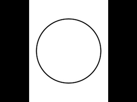 480x360 How To Draw A Perfect Circle Without A Compass Tool