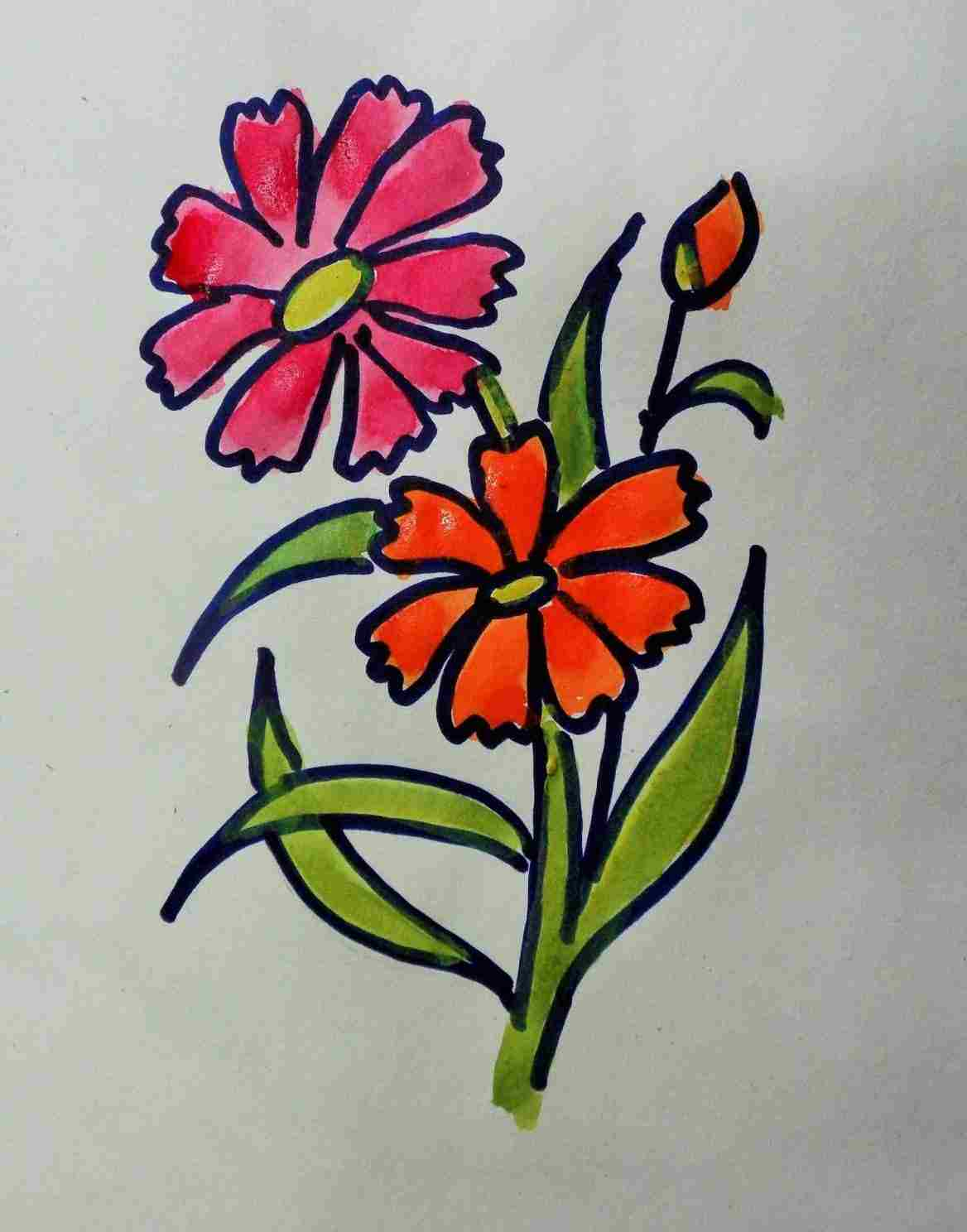 1168x1488 flower drawing sakura paint artsrhideascom sakura flower drawing