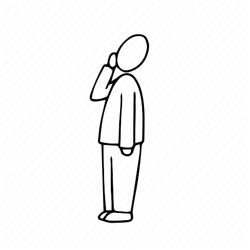 512x512 Doubt, People, Person, Think, Thinking, Wondering Icon