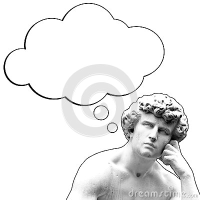 400x400 Man Thinking Drawing