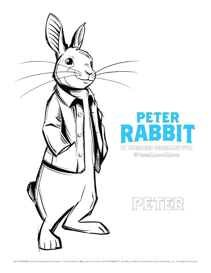 700x906 peter rabbit coloring pages on coloring peter rabbit colouring