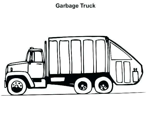 600x473 peterbilt coloring pages semi truck coloring pages semi truck