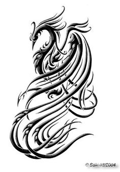 236x338 Best Phoenix Tattoo No Lines Images Best Tattoo Ever, Cool