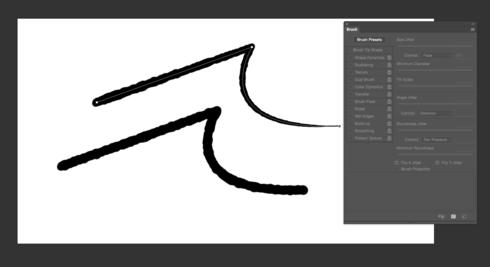 490x267 Photoshop Rulers To Draw Elliptical Or Straight Lines