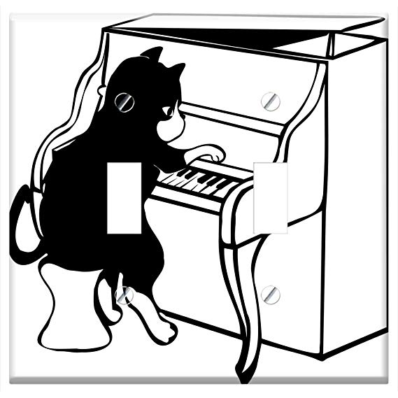 Piano Cartoon Drawing