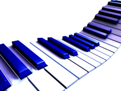 400x303 Keyboard Clipart Curved Piano Key For Free Download And Use