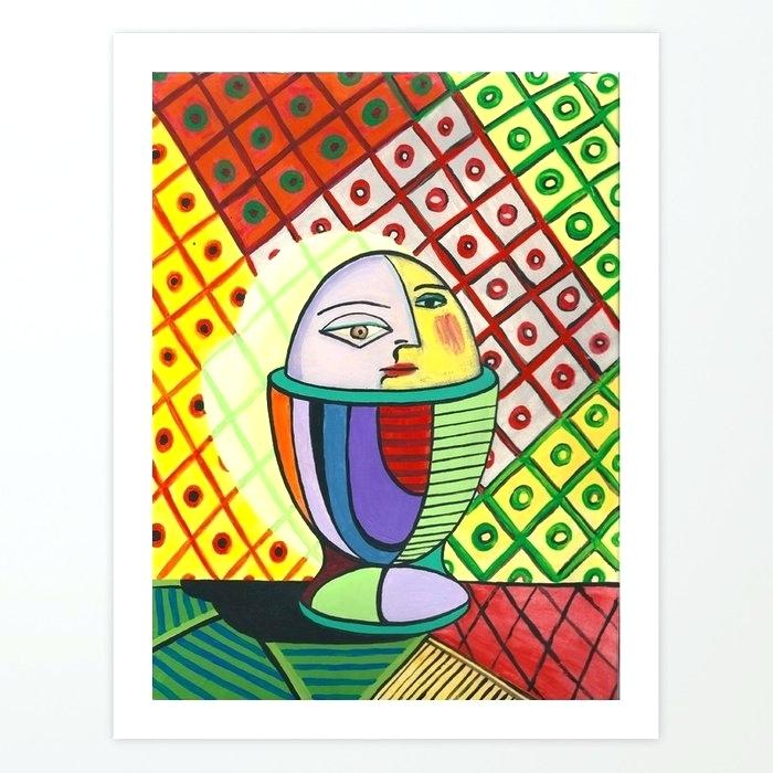 Picasso Drawing Prints
