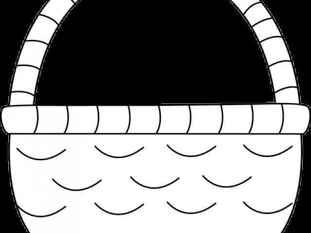 640x480 Picnic Basket Clip Art Free Download Black And White Huge