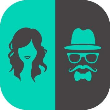 355x355 man hair style photo editor women hair style, beard