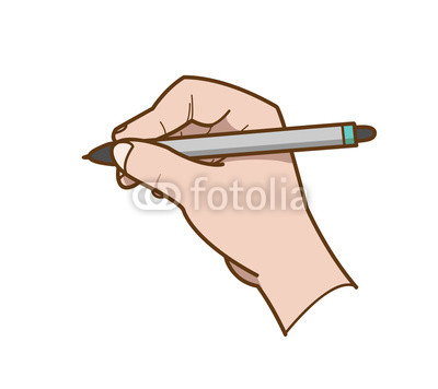 400x356 hand drawing, a hand drawn vector illustration of a hand holding