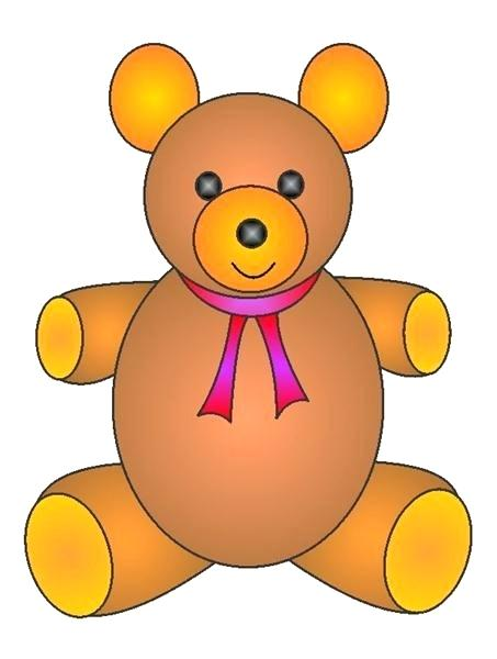 453x600 how to draw a cute teddy bear easy teddy bear cute teddy bear