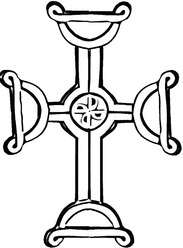 600x812 coloring pages of crosses coloring pages crosses simple angel