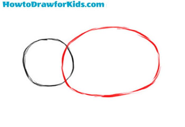 700x484 How To Draw A Pig For Kids How To Draw For Kids