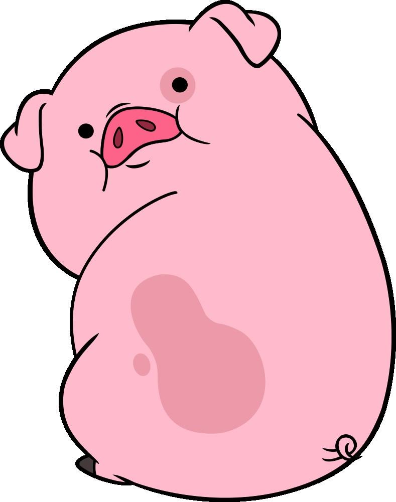 789x1001 Cute Pig Drawing