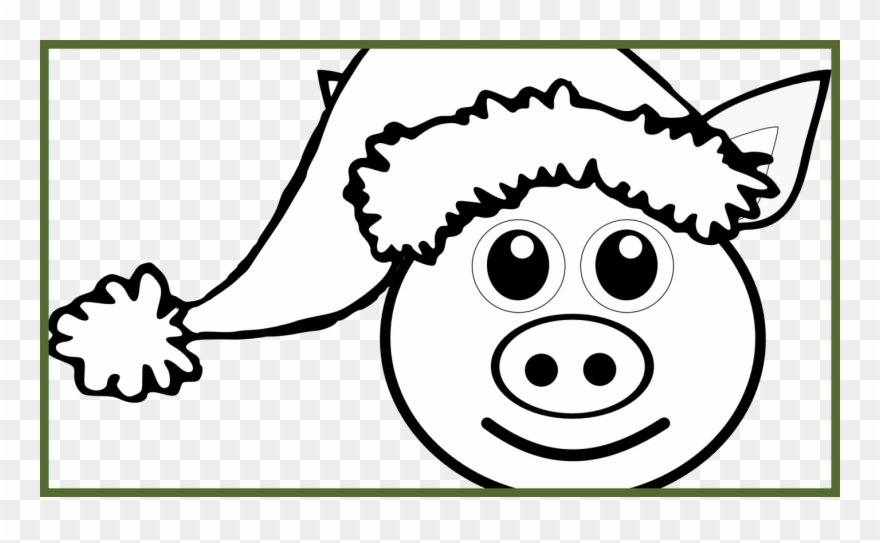 880x543 Inspiring Simple Pig Drawing At Get For Personal Use
