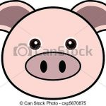 150x150 Pig Face Drawing Fiegrades Drawing