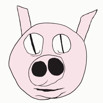 400x400 Pig Snout!!