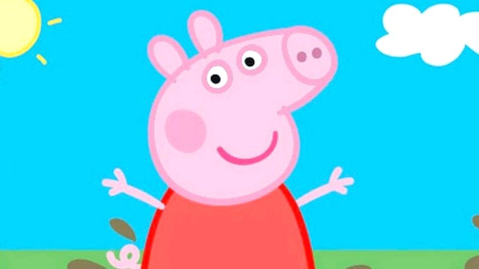 950x534 peppa pig outline peppa pig outline drawing