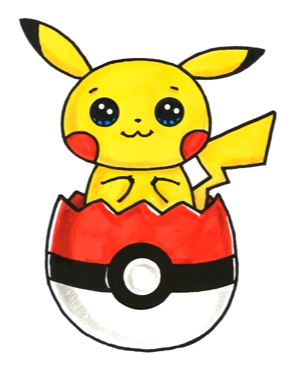 Pikachu Drawing Free Download Best Pikachu Drawing On