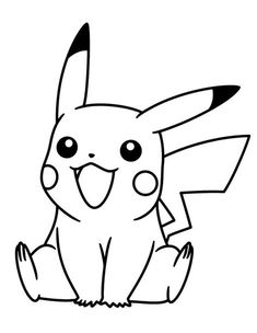 235x304 Huge Collection Of 'pikachu Drawing Easy' Download More Than