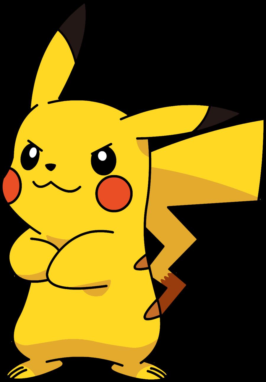900x1290 Pikachu