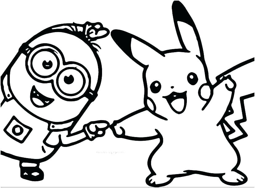 827x609 ash and pikachu drawing ash and pencil sketch